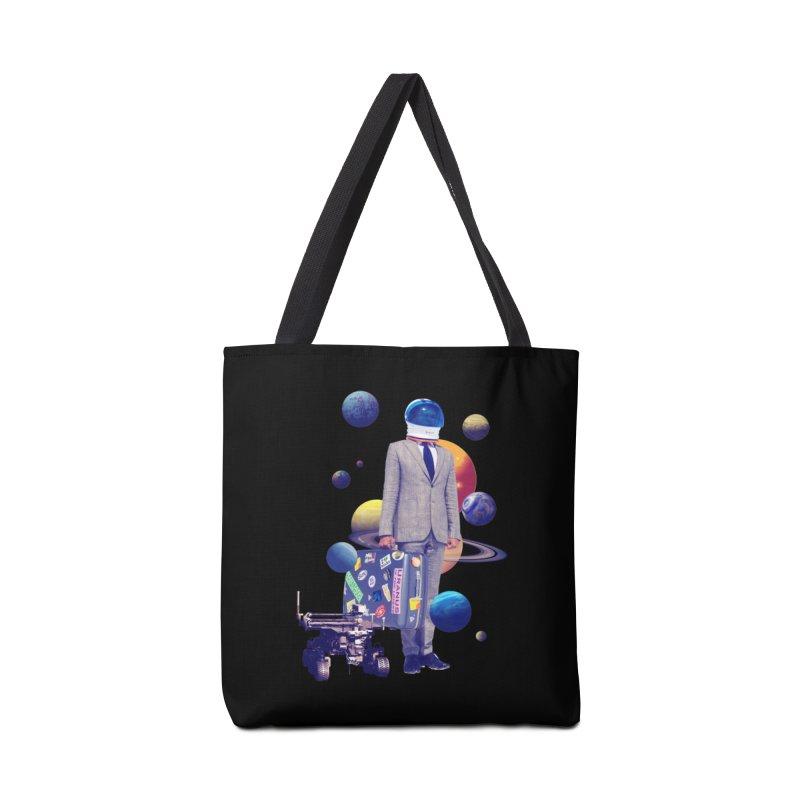 Voyager Accessories Bag by Tentimeskarma