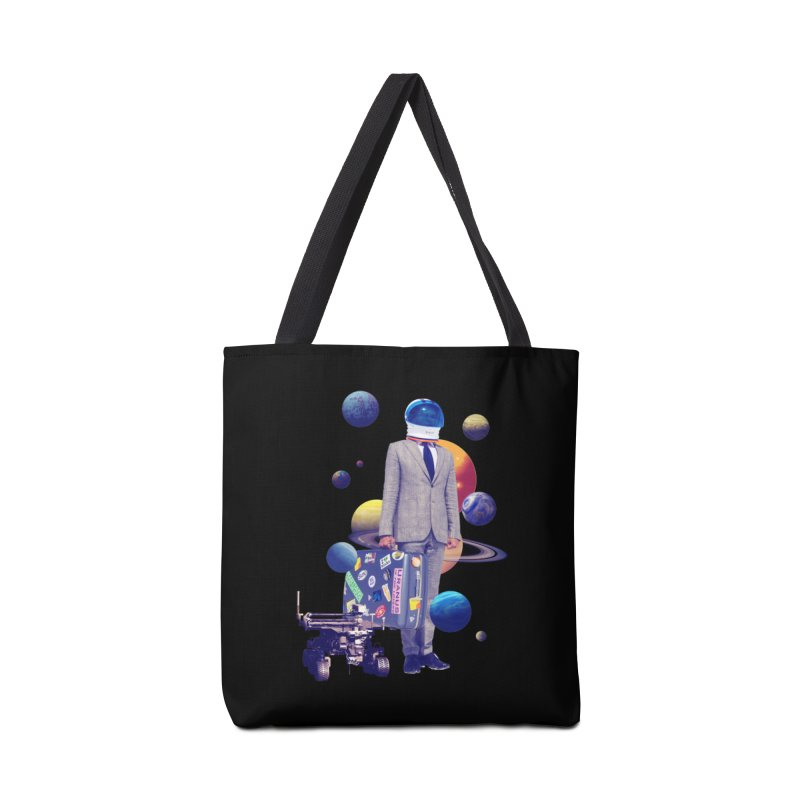 Voyager Accessories Tote Bag Bag by Tentimeskarma