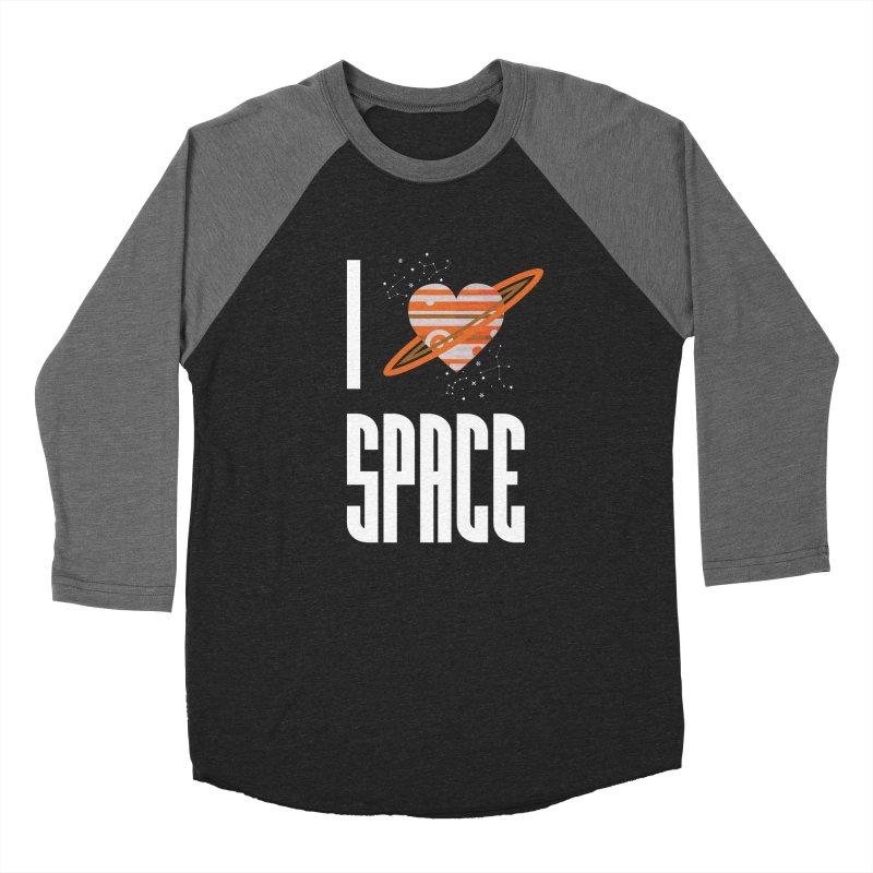 I Heart Space Women's Longsleeve T-Shirt by Tentimeskarma