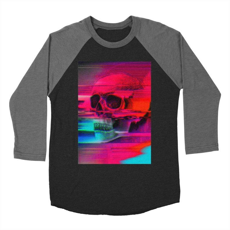 Mortality Glitch Men's Longsleeve T-Shirt by Tentimeskarma