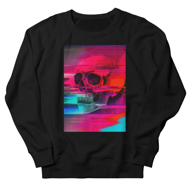 Mortality Glitch Men's Sweatshirt by Tentimeskarma