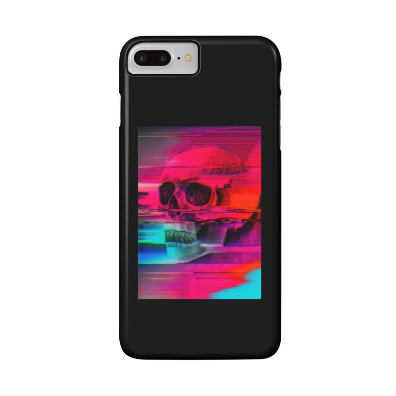 Mortality Glitch Accessories Phone Case by Tentimeskarma