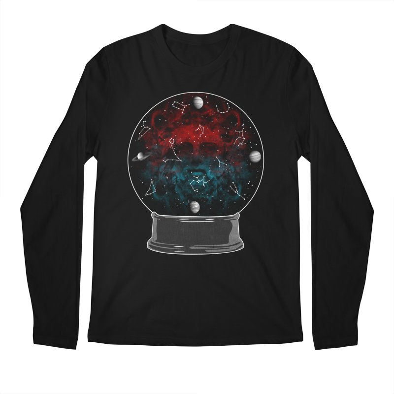 Star Gazing Men's Longsleeve T-Shirt by Tentimeskarma