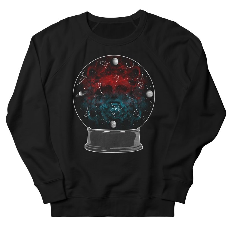 Star Gazing Women's French Terry Sweatshirt by Tentimeskarma