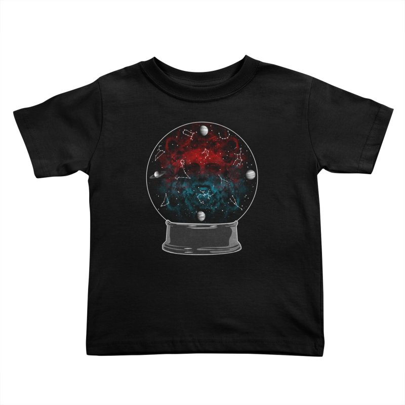 Star Gazing Kids Toddler T-Shirt by Tentimeskarma