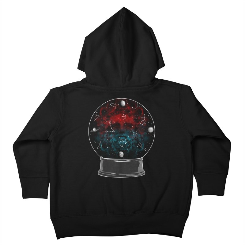 Star Gazing Kids Toddler Zip-Up Hoody by Tentimeskarma