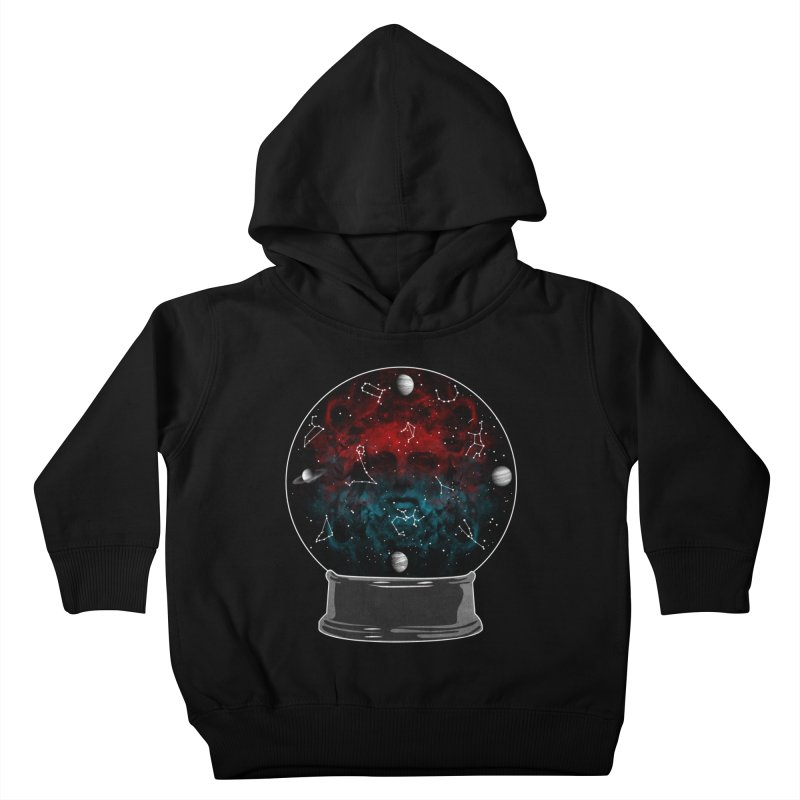 Star Gazing Kids Toddler Pullover Hoody by Tentimeskarma
