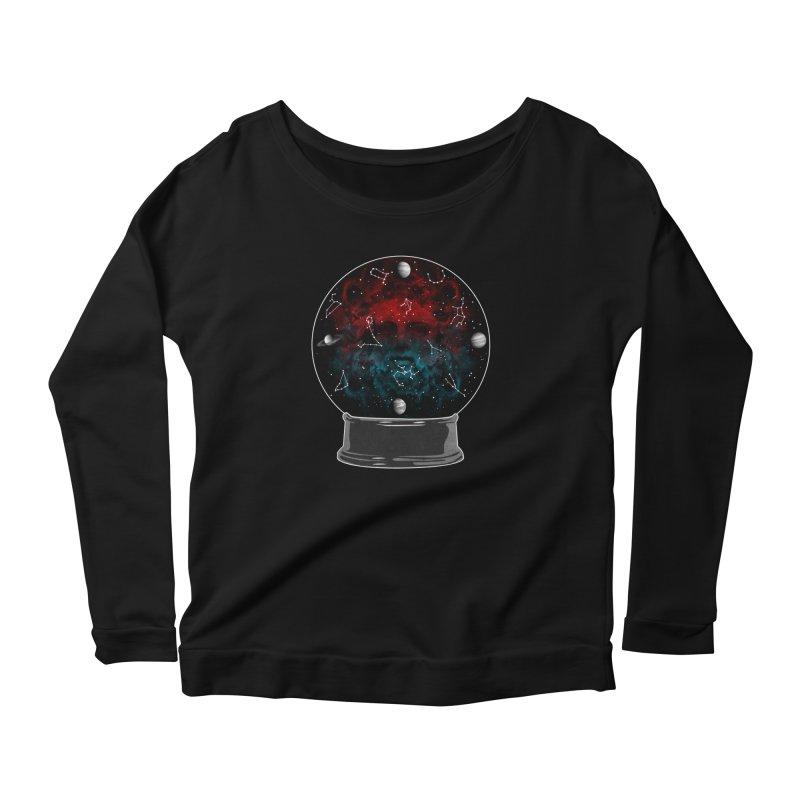 Star Gazing Women's Longsleeve T-Shirt by Tentimeskarma