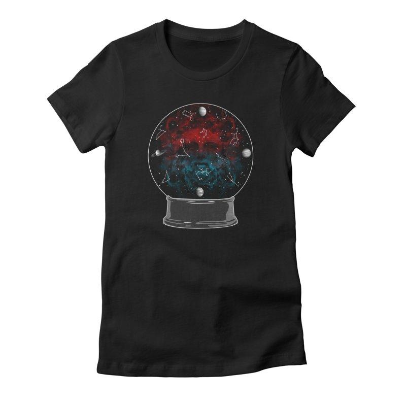 Star Gazing Women's T-Shirt by Tentimeskarma
