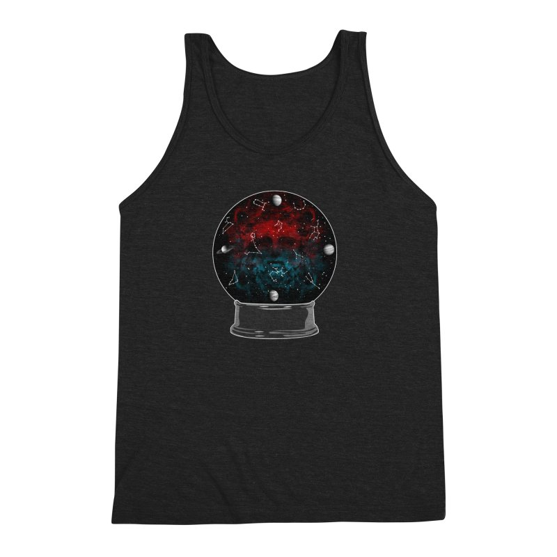 Star Gazing Men's Tank by Tentimeskarma