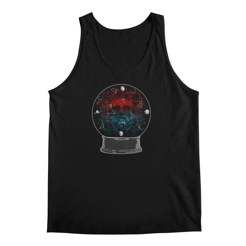 Star Gazing Men's Regular Tank by Tentimeskarma