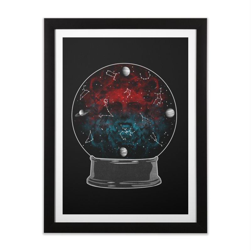 Star Gazing Home Framed Fine Art Print by Tentimeskarma