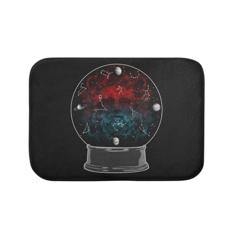 Star Gazing Home Bath Mat by Tentimeskarma