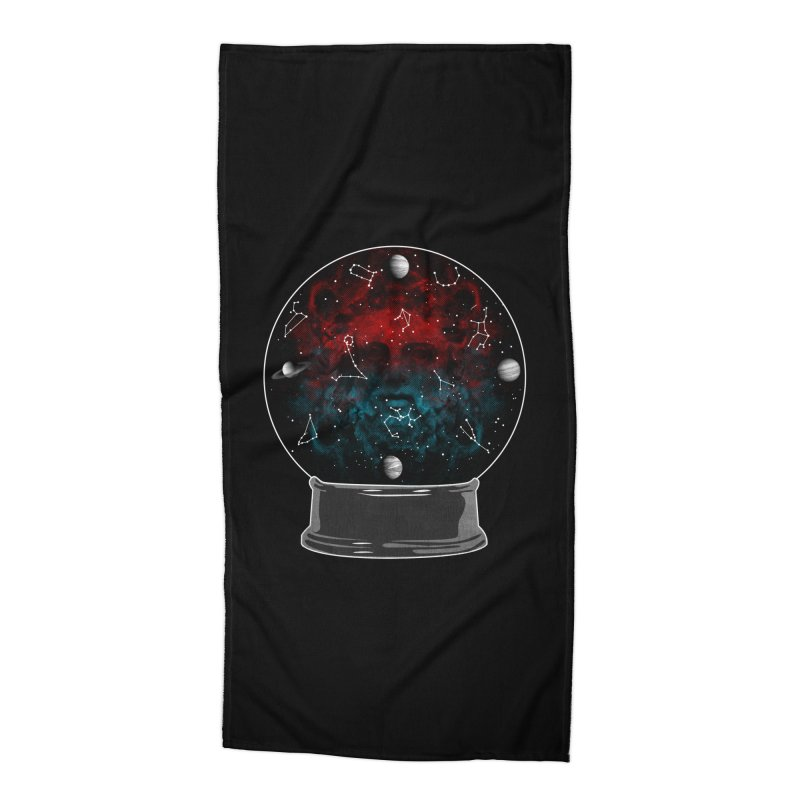 Star Gazing Accessories Beach Towel by Tentimeskarma
