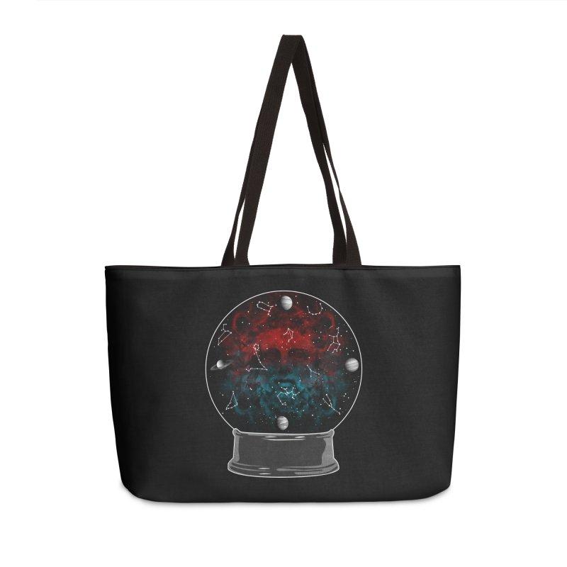 Star Gazing Accessories Weekender Bag Bag by Tentimeskarma