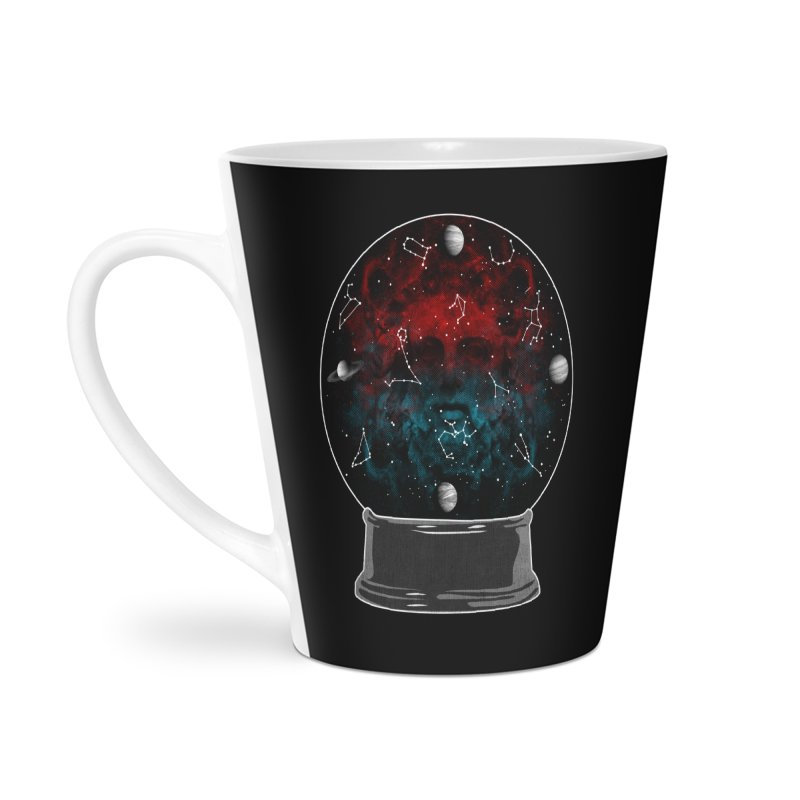Star Gazing Accessories Latte Mug by Tentimeskarma