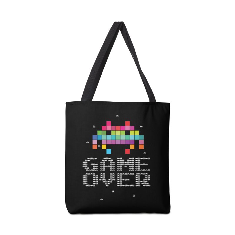 We Come In Peace Accessories Bag by Tentimeskarma