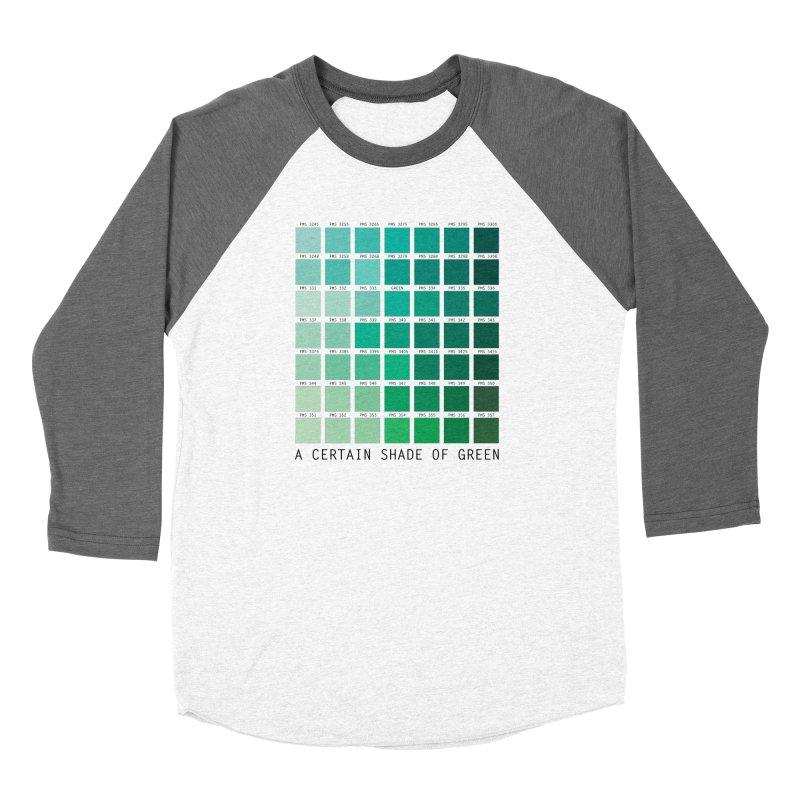 A Certain Shade of Green Women's Longsleeve T-Shirt by Tentimeskarma