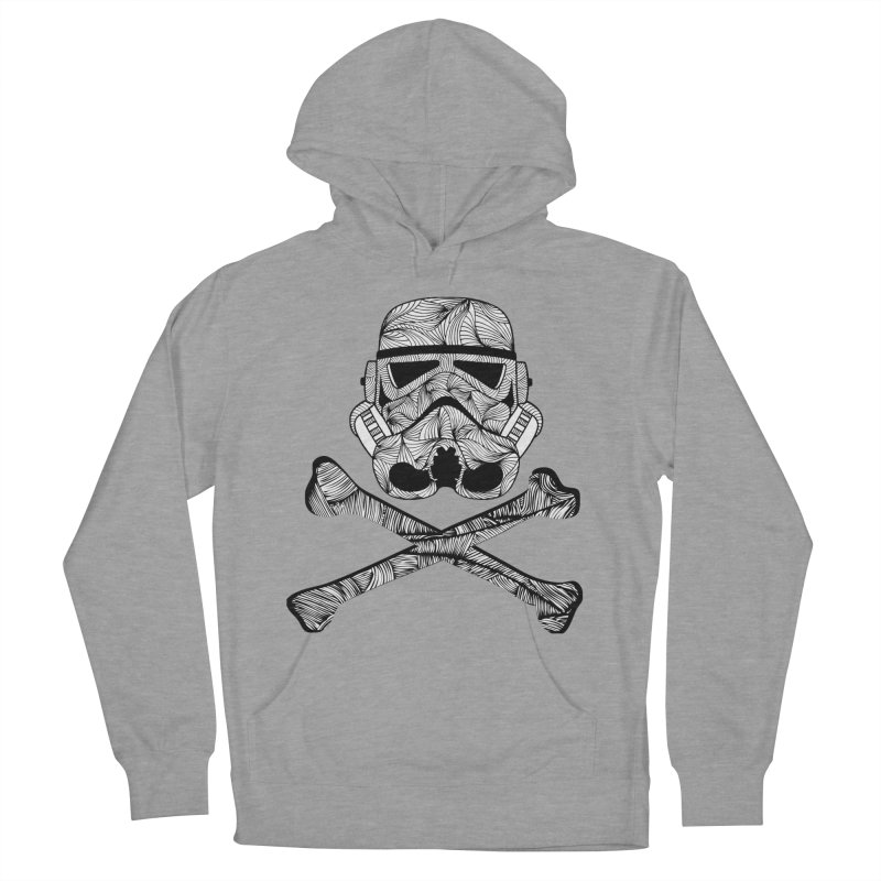 Skulltrooper Men's Pullover Hoody by Tentimeskarma