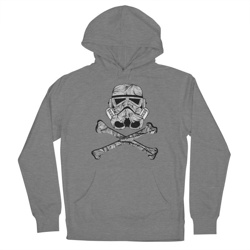 Skulltrooper Men's Pullover Hoody by Tentimeskarma