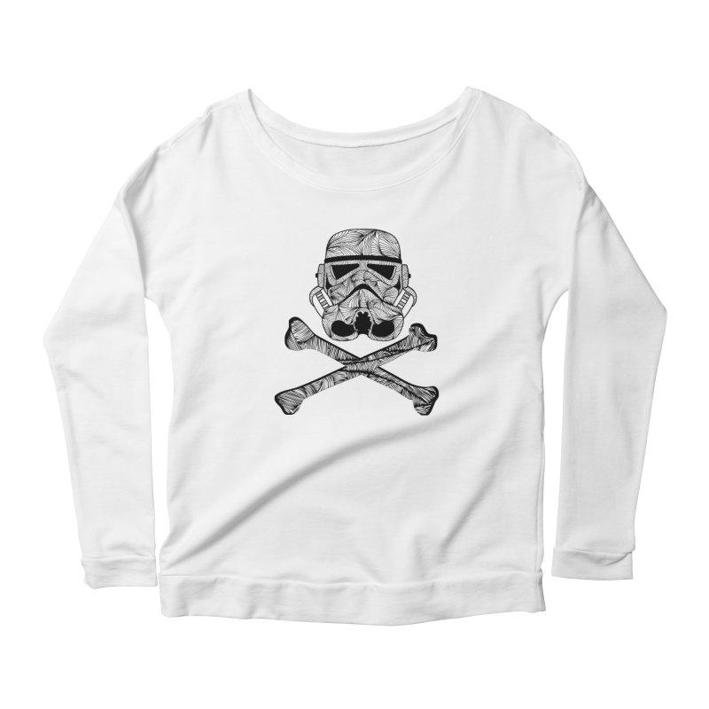 Skulltrooper Women's Longsleeve T-Shirt by Tentimeskarma