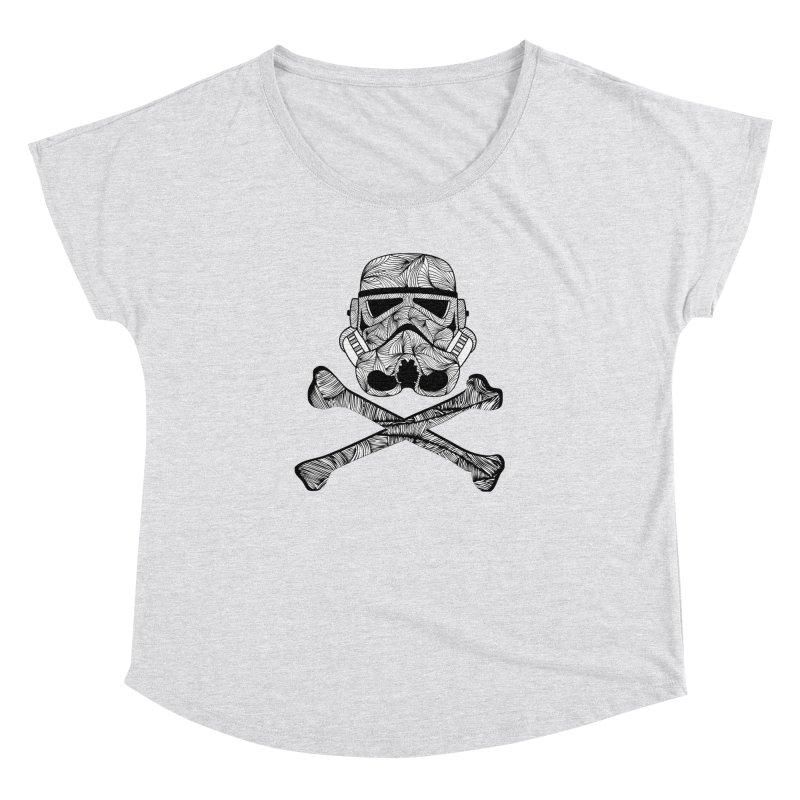 Skulltrooper Women's Dolman by Tentimeskarma