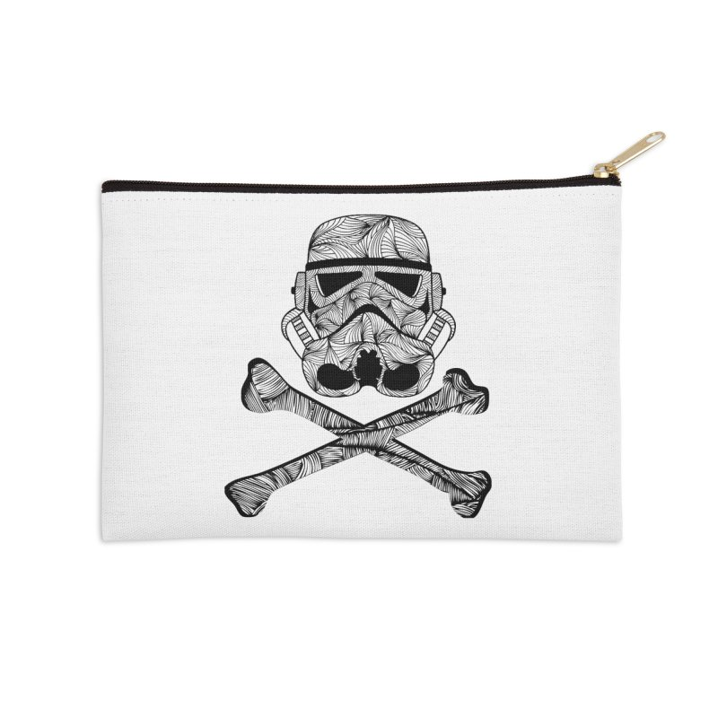 Skulltrooper Accessories Zip Pouch by Tentimeskarma