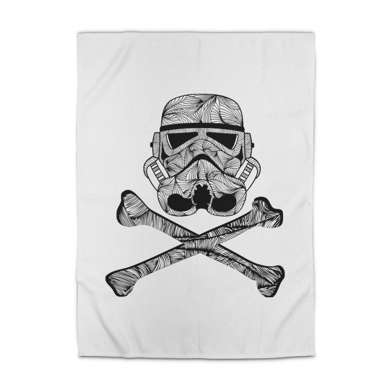 Skulltrooper Home Rug by Tentimeskarma