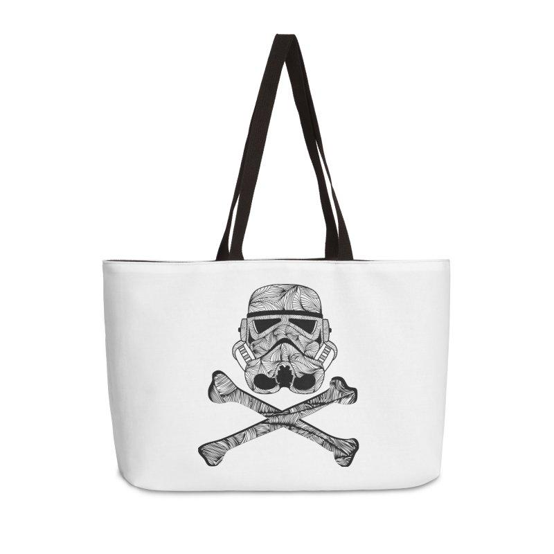 Skulltrooper Accessories Weekender Bag Bag by Tentimeskarma