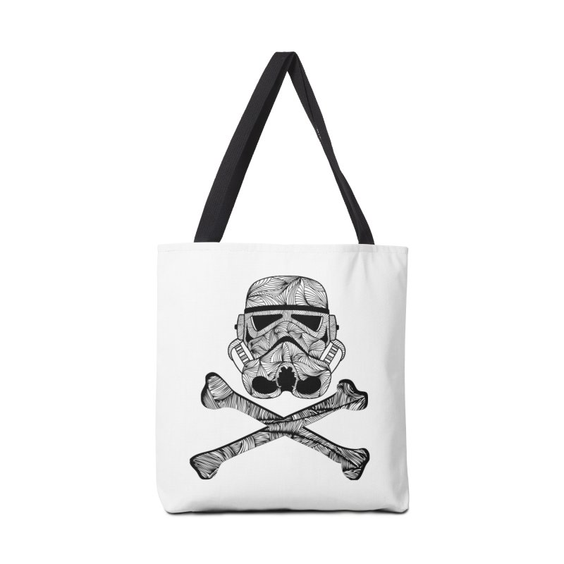 Skulltrooper Accessories Tote Bag Bag by Tentimeskarma