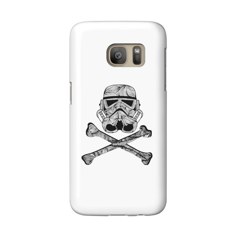 Skulltrooper Accessories Phone Case by Tentimeskarma