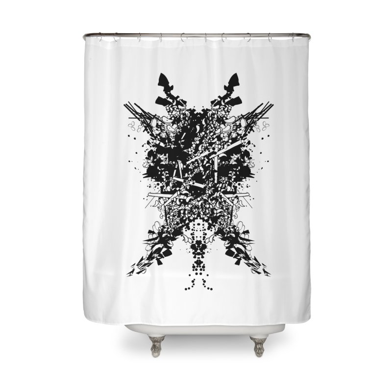 Abstract No. 7 Home Shower Curtain by Tentimeskarma