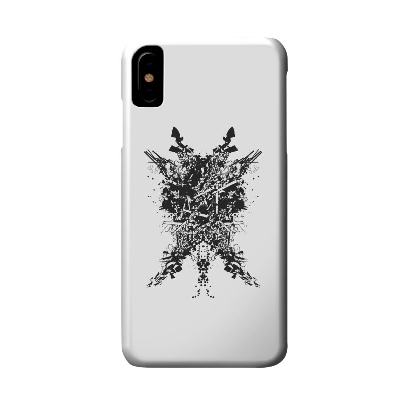 Abstract No. 7 Accessories Phone Case by Tentimeskarma