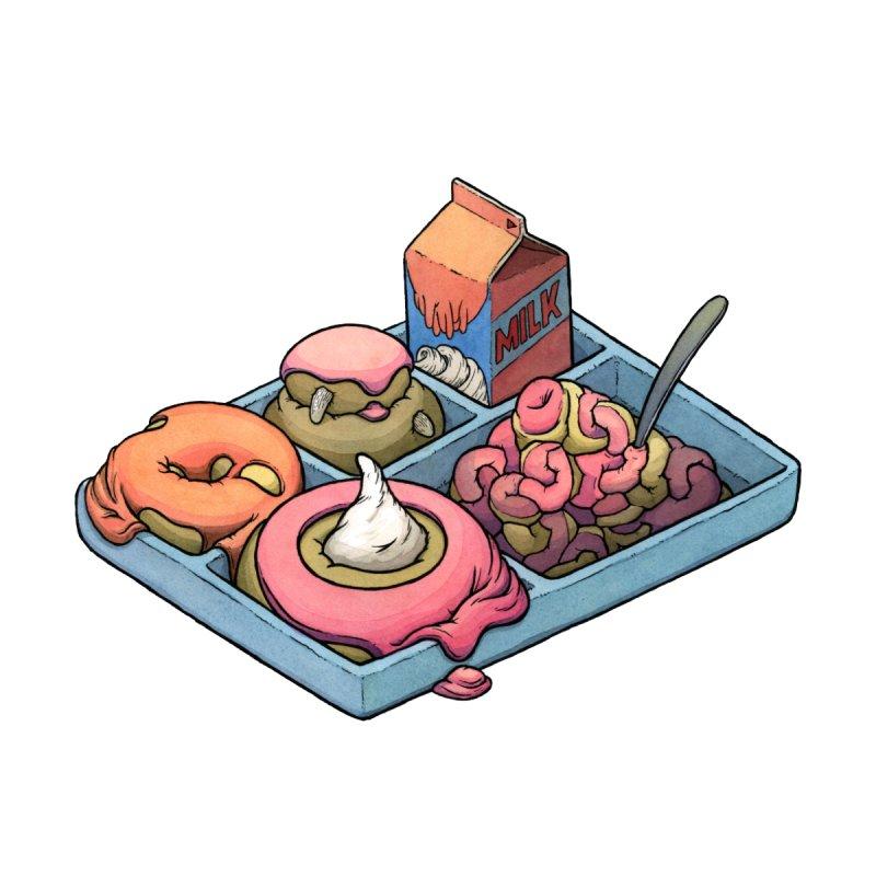 School Lunch by Scott Teplin's Chazerai Bazaar