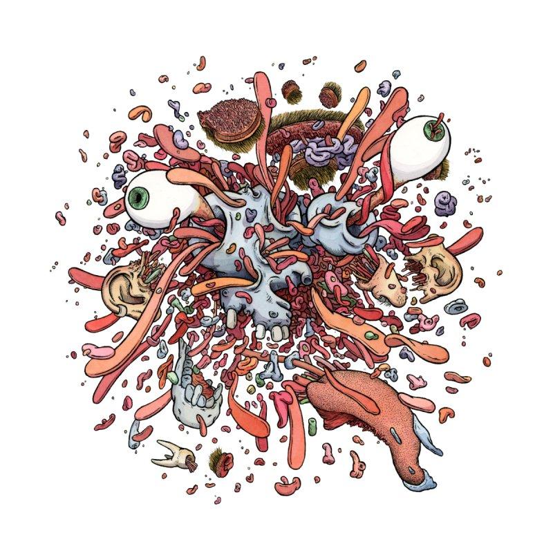 Explodey Face   by Scott Teplin's Chazerai Bazaar