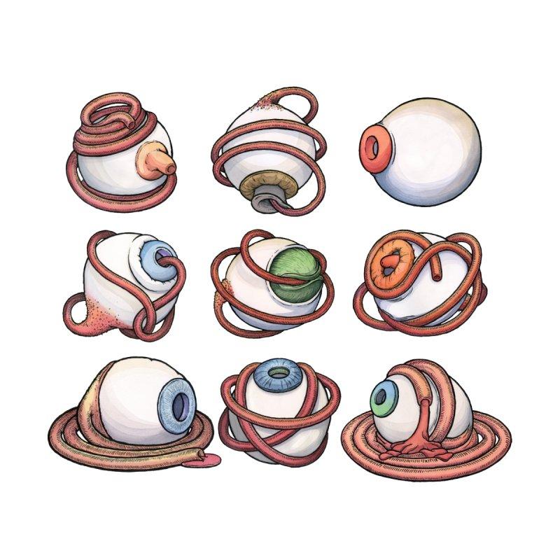 Nine Eyeballs by Scott Teplin's Chazerai Bazaar