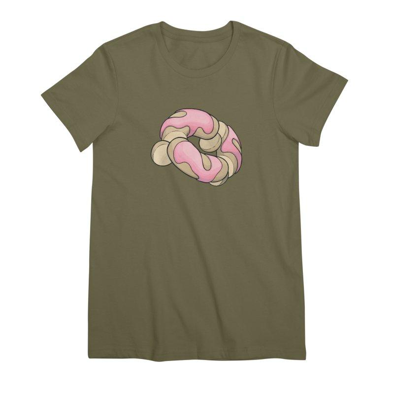 Sliced & Diced Women's Premium T-Shirt by Scott Teplin's Chazerai Bazaar