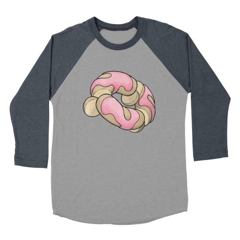 Sliced & Diced Women's Baseball Triblend Longsleeve T-Shirt by Scott Teplin's Chazerai Bazaar