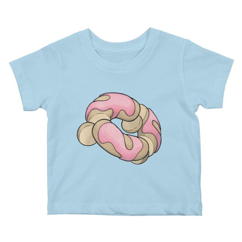 Sliced & Diced Kids Baby T-Shirt by Scott Teplin's Chazerai Bazaar