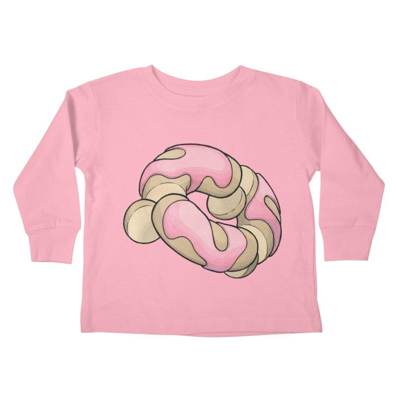 Sliced & Diced Kids Toddler Longsleeve T-Shirt by Scott Teplin's Chazerai Bazaar
