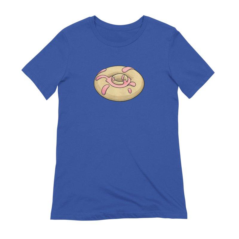 Prolapsed Dopnut Women's Extra Soft T-Shirt by Scott Teplin's Chazerai Bazaar