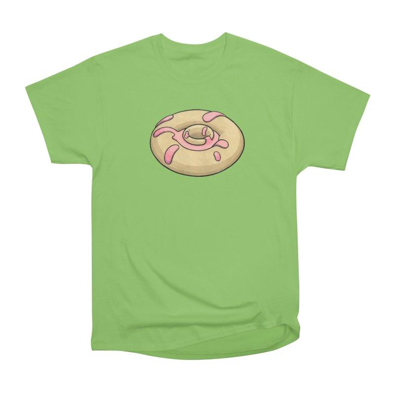 Prolapsed Dopnut Men's Heavyweight T-Shirt by Scott Teplin's Chazerai Bazaar
