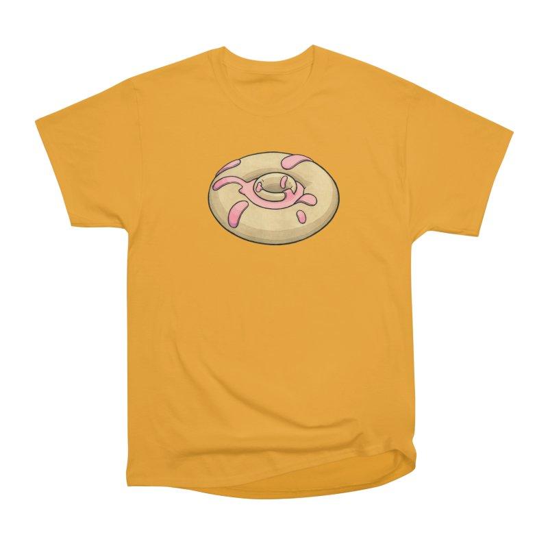 Prolapsed Dopnut Women's Heavyweight Unisex T-Shirt by Scott Teplin's Chazerai Bazaar