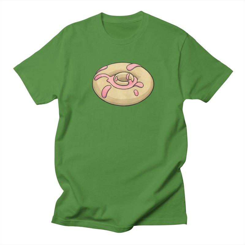 Prolapsed Dopnut Men's Regular T-Shirt by Scott Teplin's Chazerai Bazaar