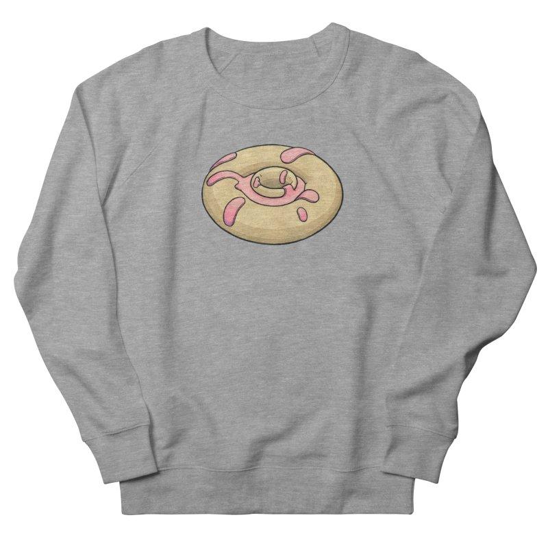 Prolapsed Dopnut Women's French Terry Sweatshirt by Scott Teplin's Chazerai Bazaar