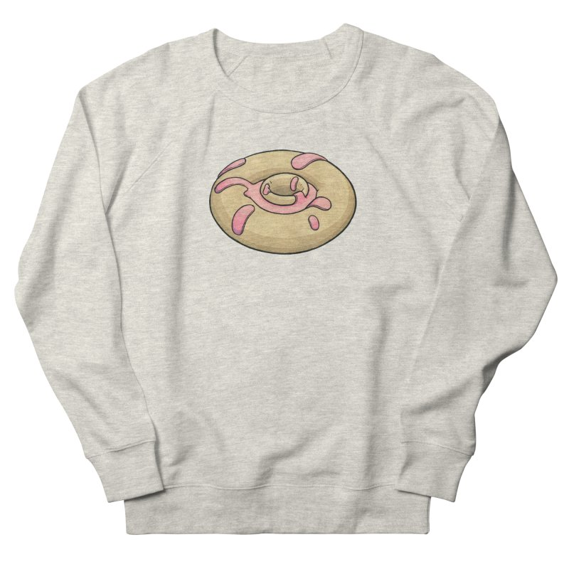 Prolapsed Dopnut Women's French Terry Sweatshirt by Scott Teplin's Chazerai Bazaar