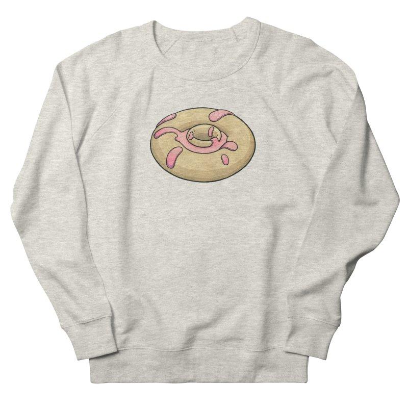 Prolapsed Dopnut Men's French Terry Sweatshirt by Scott Teplin's Chazerai Bazaar