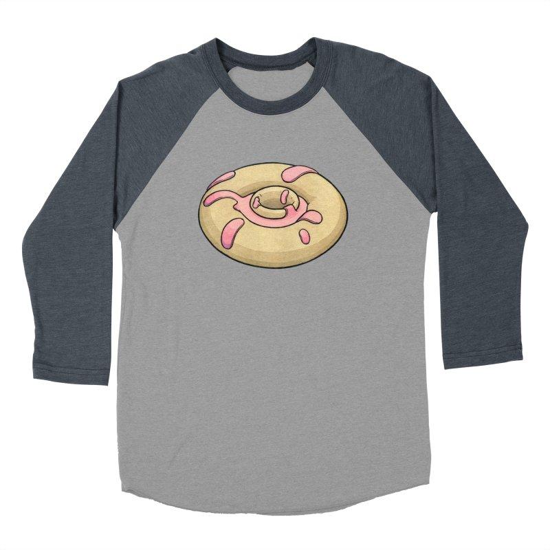 Prolapsed Dopnut Women's Baseball Triblend Longsleeve T-Shirt by Scott Teplin's Chazerai Bazaar