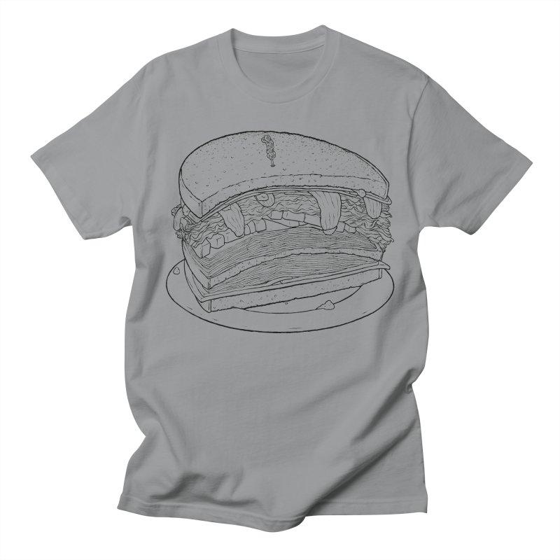 Oh, just half for me, thanks. Women's Regular Unisex T-Shirt by Scott Teplin's Chazerai Bazaar