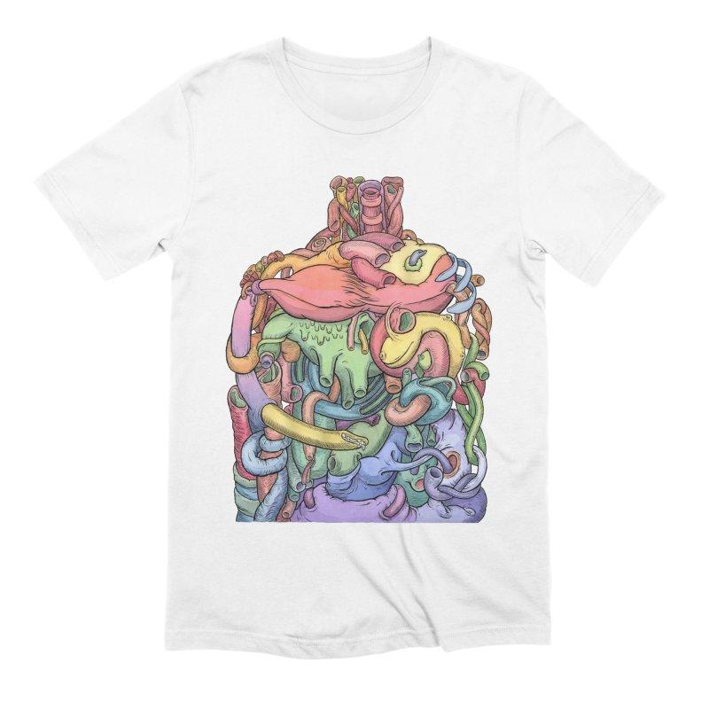 How Stuff Doesn't Really Work Men's Extra Soft T-Shirt by Scott Teplin's Chazerai Bazaar